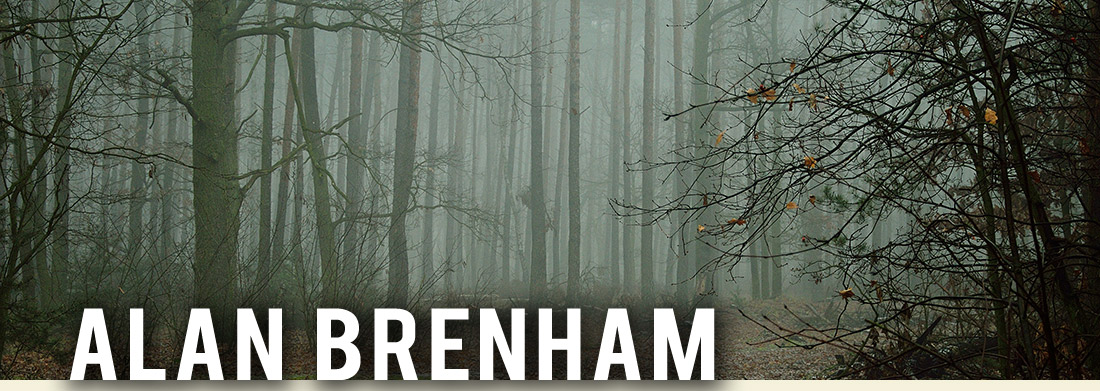 Author Alan Brenham